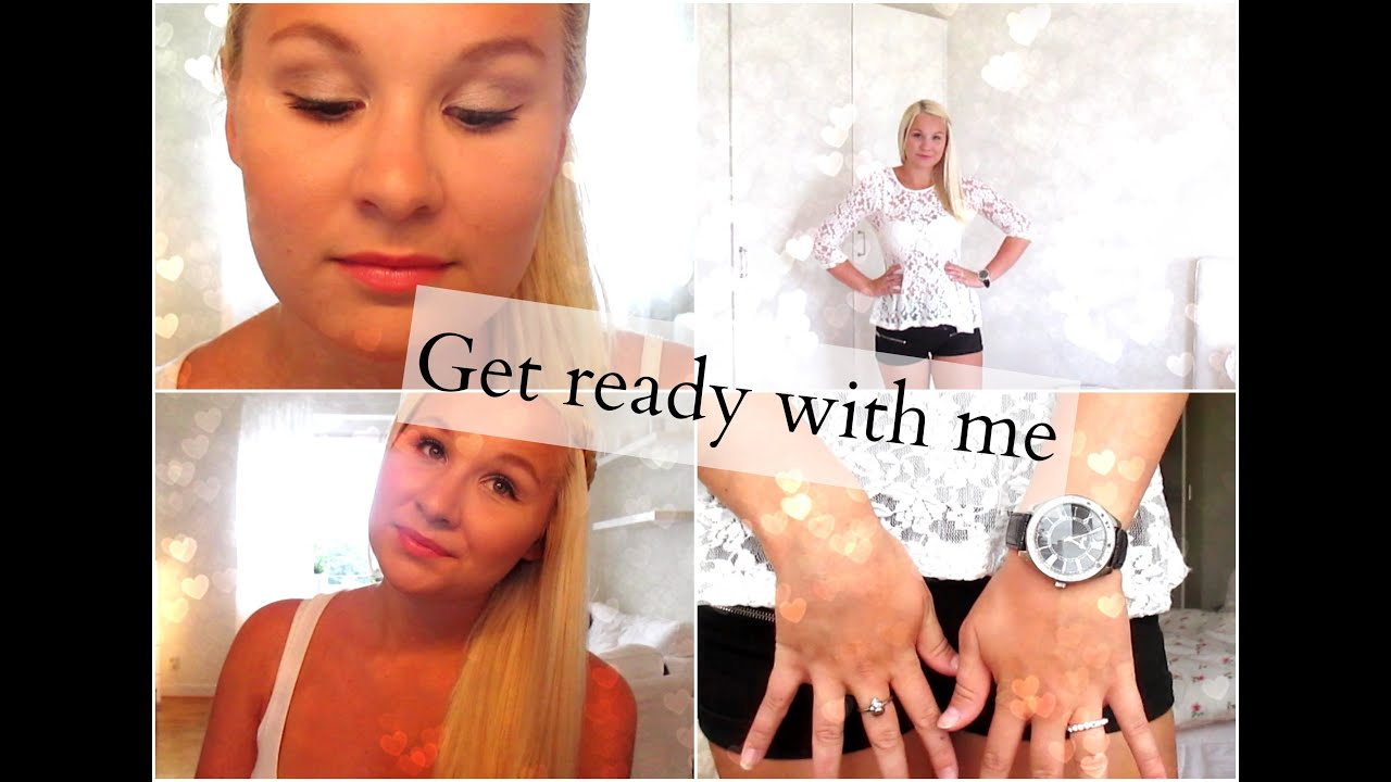 Get Ready with Me: Date Night