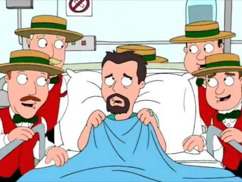 Клип Гриффины - Это СПИД.