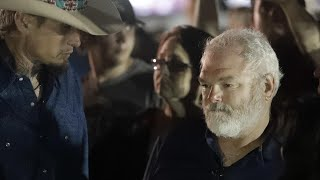 'I was scared to death': man who shot Texas gunman says he's no hero