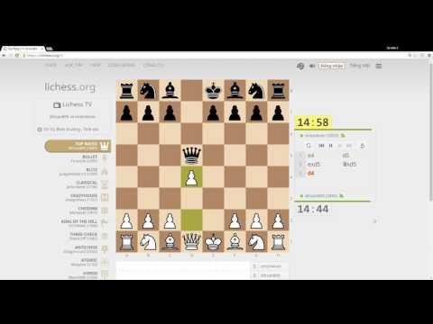 Top Rated TV -  Chess 1 vs Chess 2 • li chess