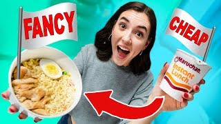 Cheap To Gourmet: Ramen Noodles!