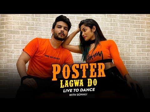 Luka Chuppi: Poster Lagwa Do   Kartik Aaryan, Kriti Sanon   Dance Cover   LiveToDance with Sonali