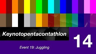 Keynotopentacontathlon Day 14
