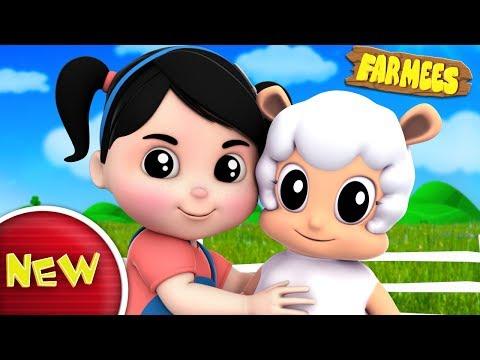 Mary had A Little Lamb   Nursery Rhymes   Kids Songs   Children Rhymes