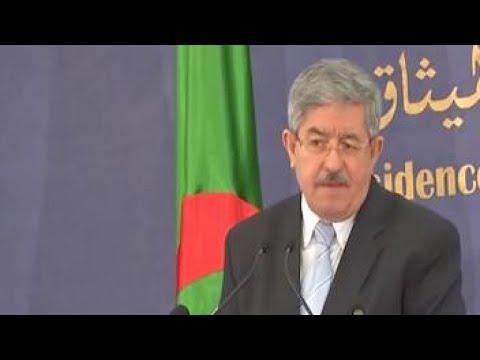 Algérie, Ahmed Ouyahia, l'ex-Premier ministre de A. Bouteflika placé en détention provisoire