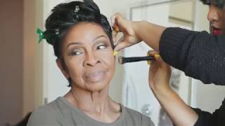 Gladys Knight - Glam Squad, no facelift!!!