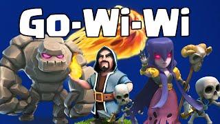 Verteidigung gegen GoWiWi || RH 9 VS. RH 10 || Clash of Clans (deutsch/german) HD Android