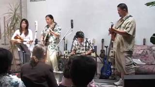 Hilo March (ヒロマーチ) -- Hawaiian Steel Guitar