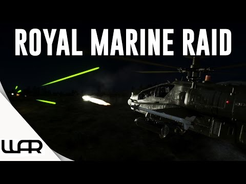 🚁 ROYAL MARINE RAID - Second Falklands War - Alternate History - Arma 3 - Episode 15