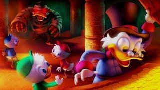 УТИНЫЕ ИСТОРИИ.МУМИЯ УТАНХАМОНА Дисней Disney аудио сказка Сказки на ночь Слушать сказки онлайн