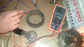 генератор не даёт зарядки ВАЗ 2107