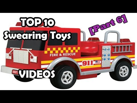 Top 10 swearing kids toys part 6 - Elmo toy swearing - kids toys that swear