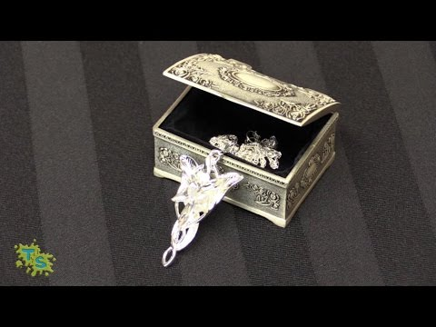 Arwen Evenstar Pendant - The Lord of the Rings - Review