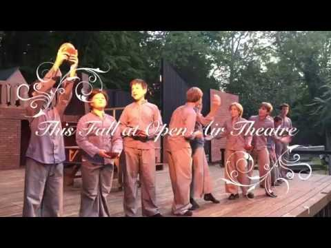 Oliver! At Open Air Theatre 2016
