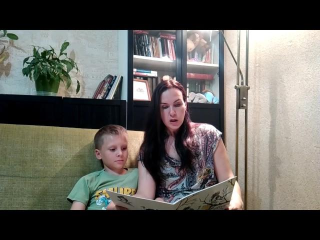 Изображение предпросмотра прочтения – АннаСанникова читает произведение «Когда мы смеёмся» Н.Н.Носова