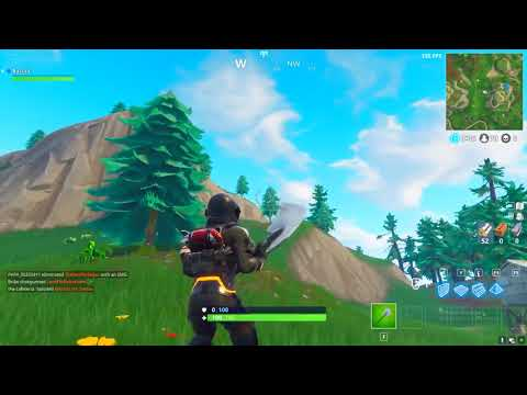 Fortnite  ALL Summit Different Mountain Peaks