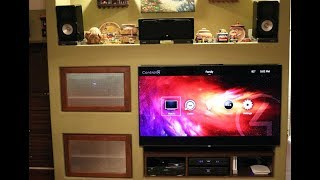 How to Convert a Regular Room to a Home Theater