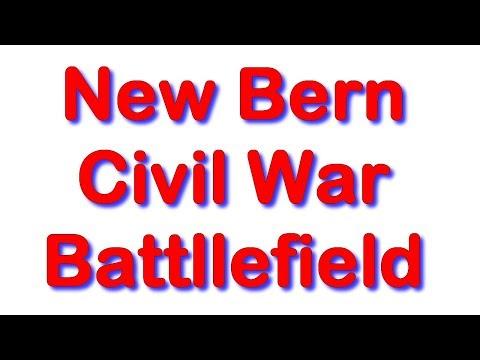 New Bern Civil War Battlefield In North Carolina - Travels With Phil
