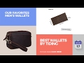 Best Wallets By Tiding Our Favorites Men's Wallets