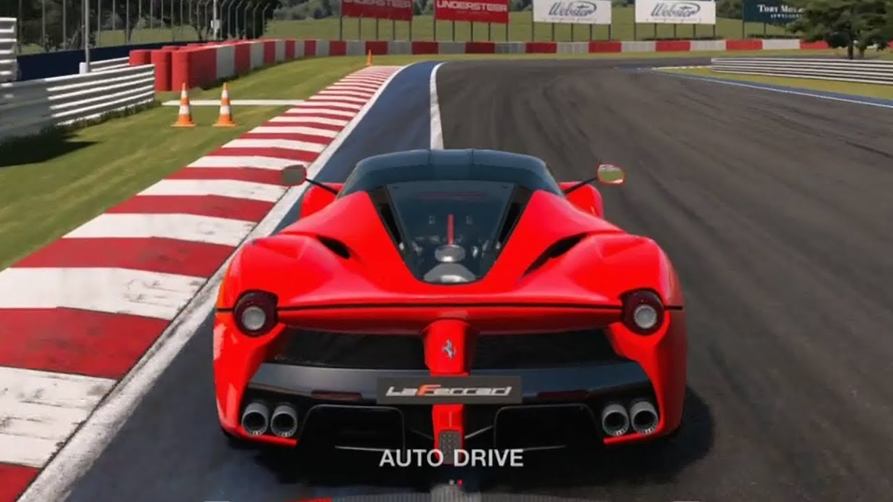 Gran Turismo Sport   Ferrari LaFerrari 2013   Test Drive Gameplay (PS4 HD)  [1080p60FPS]