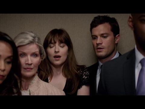 Fifty Shades Darker's Trailer Is NSFW & SEXIEST Yet! - Dakota Johnson & Fallon Play Mad Lib Theater
