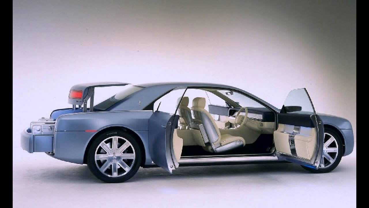 2016 Town Car >> 2017 Lincoln Town Car concept - YouTube