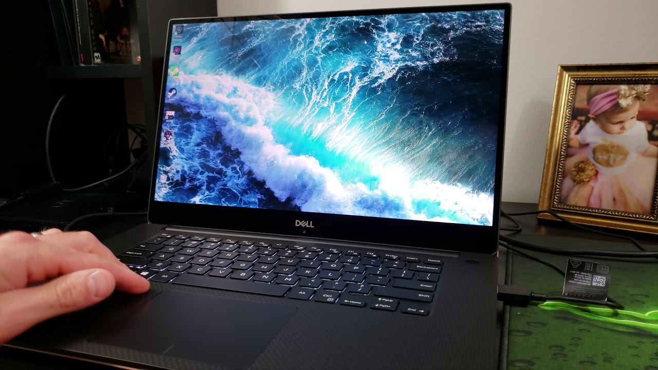 Dell XPS 9570 review part 1