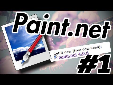 Download/Installation - Paint.net #1 | -TobiArtz- [Deutsch] [HD]