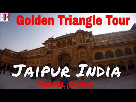 Trip to Jaipur and Jaipur's Top Attractions | Golden Triangle Tour | Travel Guide