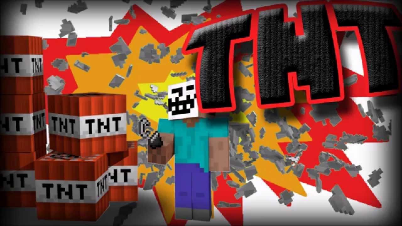Speedart 001 Minecraft Tnt Theme Wallpaper Youtube