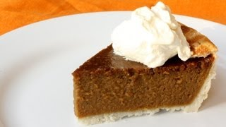 Easy Gluten Free Pumpkin Pie Recipe