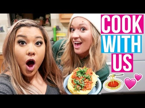 Download Youtube: COOKING WITH REMI & ALISHA!! Vlogmas Day 2!