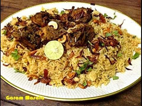 Easy & Perfect Kerala Chicken Biryani for beginner