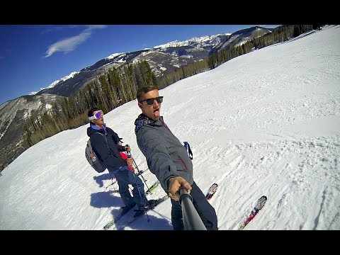 BOYFRIEND ADVENTURE: SKIING IN THE ROCKY MOUNTAINS