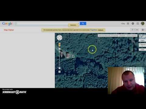 Обзор категорий картографа, редактирование объектов здание / Category in Google map maker