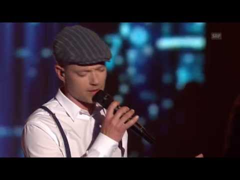 Peter Brandenberger - Living It Up - Finale - The Voice of Switzerland 2014
