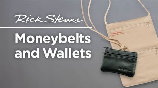 Rick Steves Moneybelts and Wallets