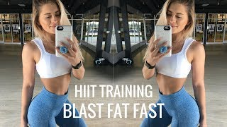 Quick Full Body HIIT Circuits To Blast Fat