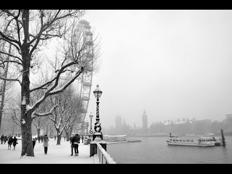 What to see in London: South Bank, The Heart of Winter
