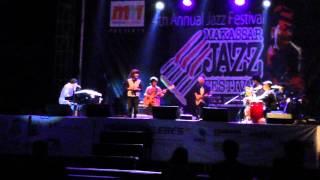 Download Lagu Idang Rasjidi Sydicate ft Yandri @ MakassarJazz2013_ Oh Dinda mp3