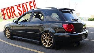 Subaru WRX Wagon is FOR SALE!? :(