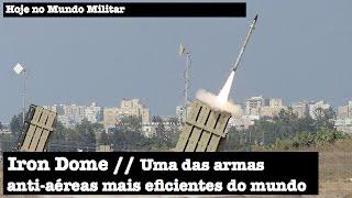 Iron Dome - Uma das armas anti-aéreas mais eficientes do mundo thumbnail