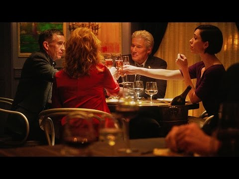 'The Dinner' Official Trailer (2017) | Richard Gere, Laura Linney