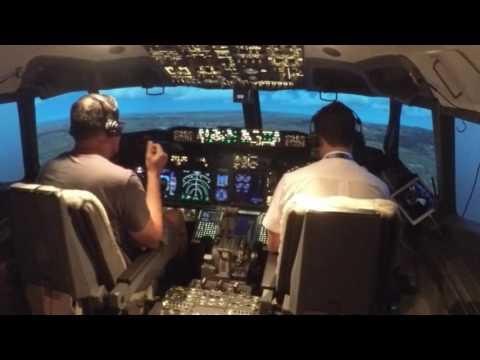 Brisbane Flight Experience part 1