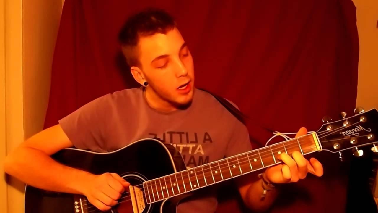 Lær at spille guitar akkorder - En D-dur