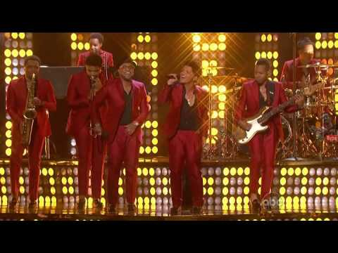 Treasure - Bruno Mars Billboard Music...