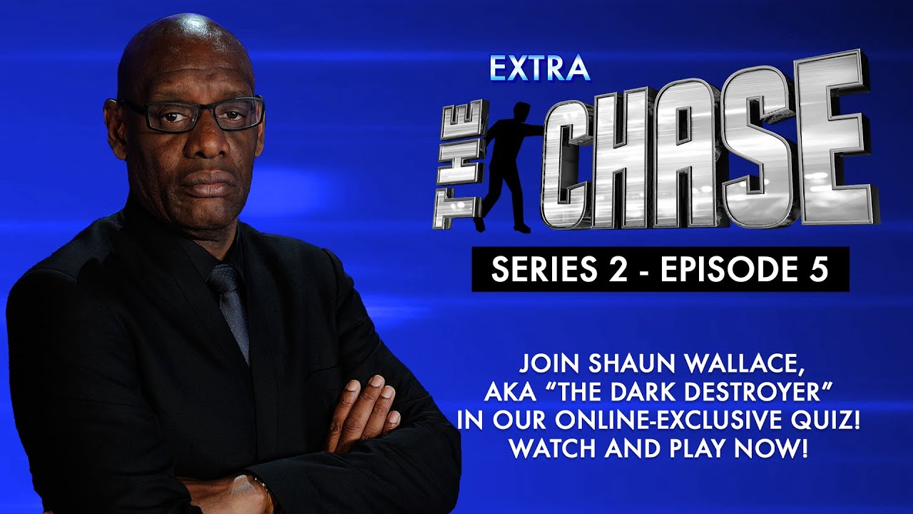 Lockdown Quiz: The Chase EXTRA with Shaun Wallace | S02 E05