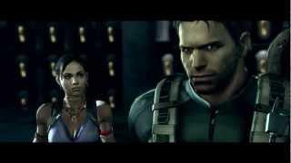 Resident Evil 5 Walkthrough HD [ 5-1 ] Part 2/2 ( XBox360/PS3/PC )