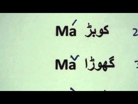 Learn Chinese through Urdu lesson.1