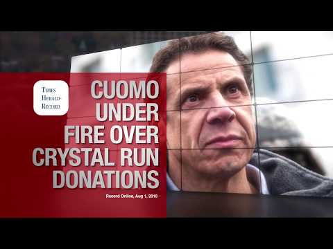 "The ""Guilty"" ad that Gov. Andrew Cuomo's campaign has asked television stations to remove from the air. Paid for by Republican Marc Molinaro's campaign for governor, it was first broadcast over the weekend."